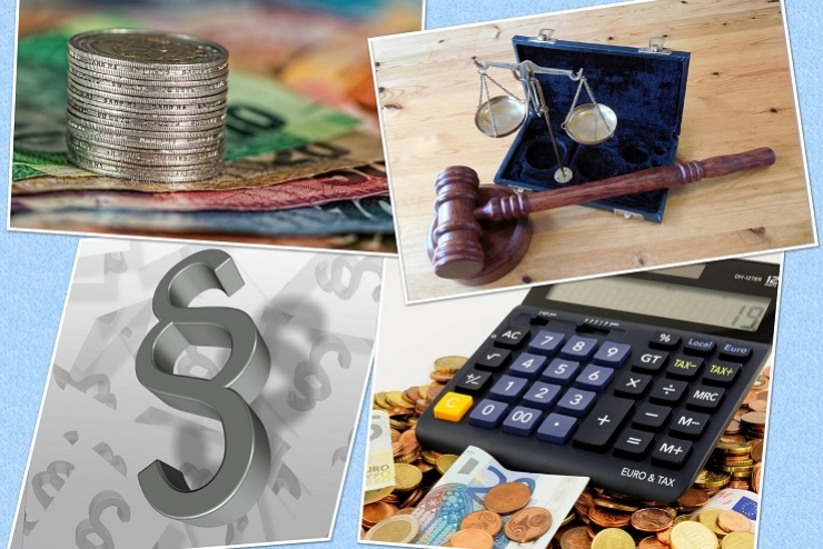 Recht und Finanzen